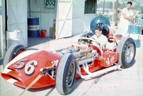 The Granatelli's Indy 500 Novi Engines And Stp's. 1963 Vince Granatelli Steering The Novipowered No 56 Car Through Gasoline Alley. Wiring. Novi Race Engine Diagrams At Scoala.co